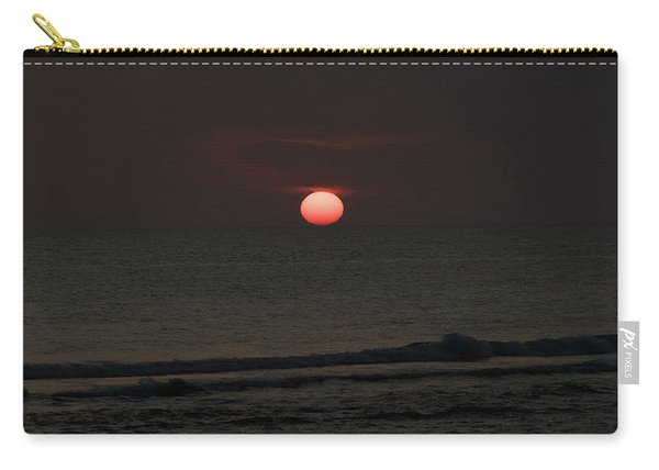 Onyx Sunset Venice Florida Carry-all Pouch