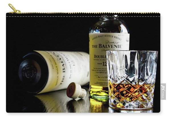 Open Balveine And Tube Carry-all Pouch