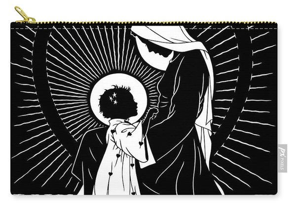 Open Your Heart To My Son - Version 2 - Dpoy2h Carry-all Pouch