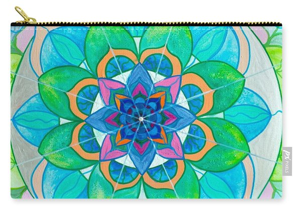 Openness Carry-all Pouch