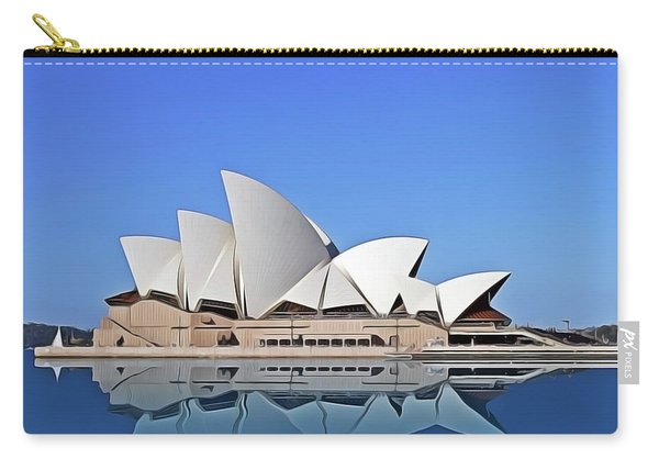 Opera House Carry-all Pouch