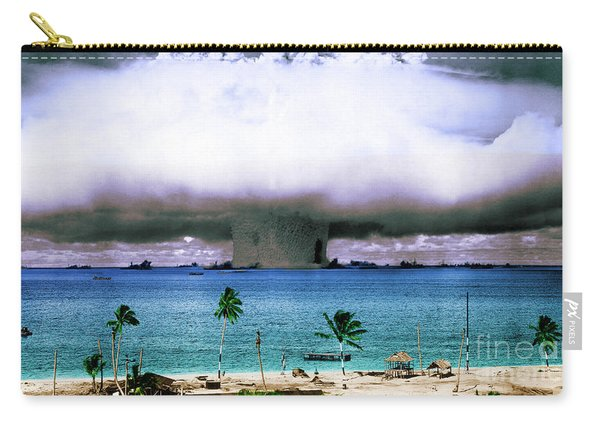 Operation Crossroads Baker, 1946 Carry-all Pouch