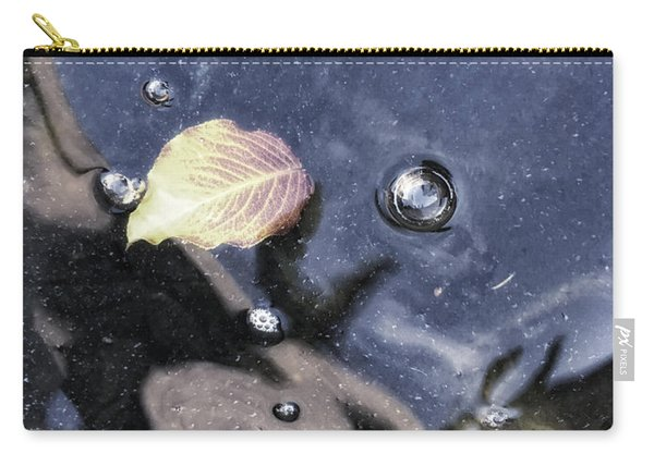 Ophelia's Last Glance Carry-all Pouch