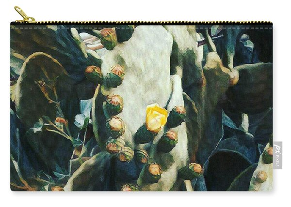 Opuntia Ficus Carry-all Pouch