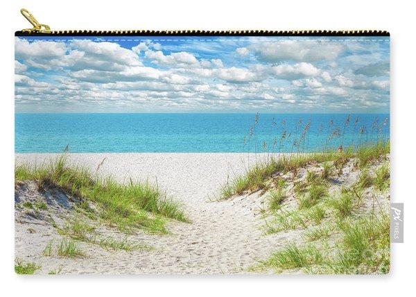 Orange Beach Al Seascape 1086a Carry-all Pouch