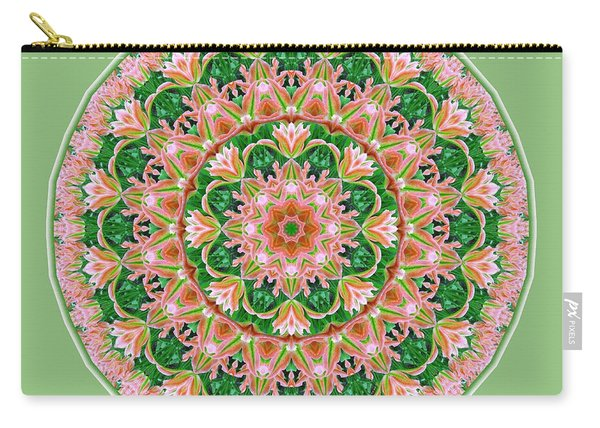 Orange Blush Carry-all Pouch