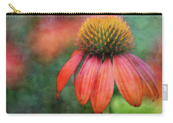 Orange Coneflower 2576 Idp_2 Carry-all Pouch