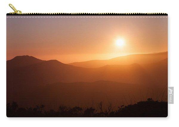 Orange Euphoria Carry-all Pouch