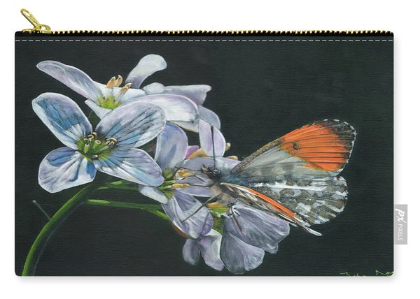 Orange Tip  Carry-all Pouch
