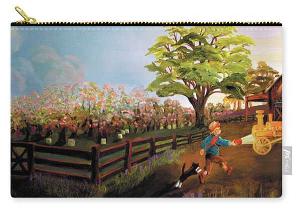 Orchard And Barn Carry-all Pouch
