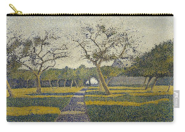 Orchard At La Louviere Carry-all Pouch