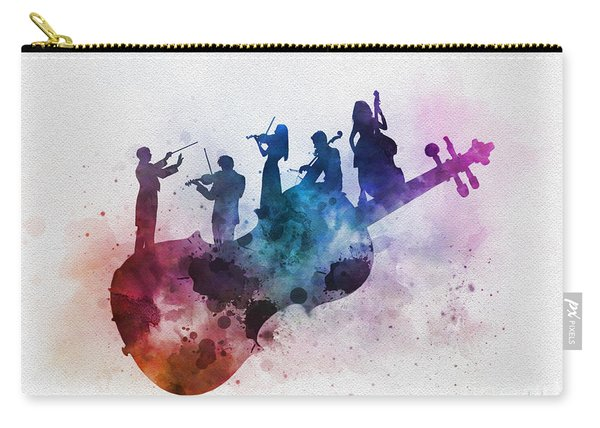 Orchestra Carry-all Pouch