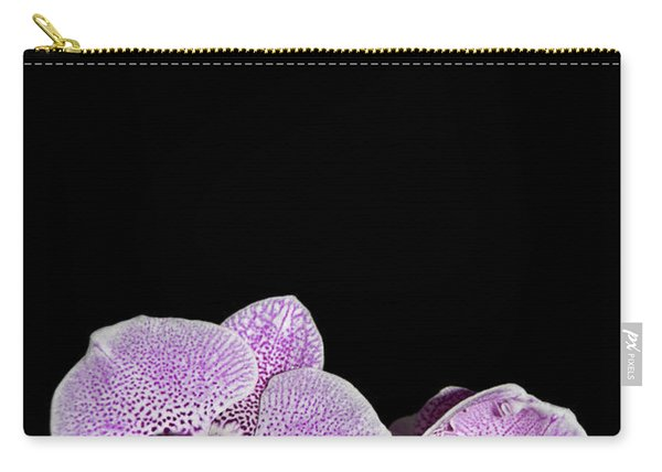 Orchid Blooms Carry-all Pouch