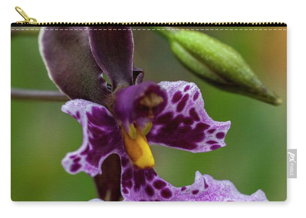 Orchid - Caucaea Rhodosticta Carry-all Pouch