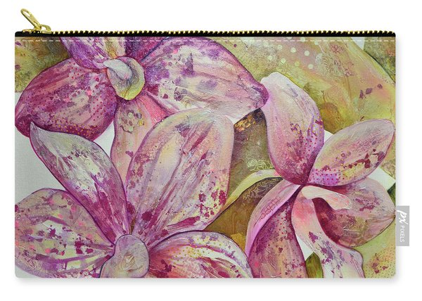 Orchid Envy Carry-all Pouch