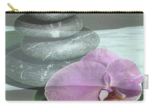 Orchid Tranquility Carry-all Pouch