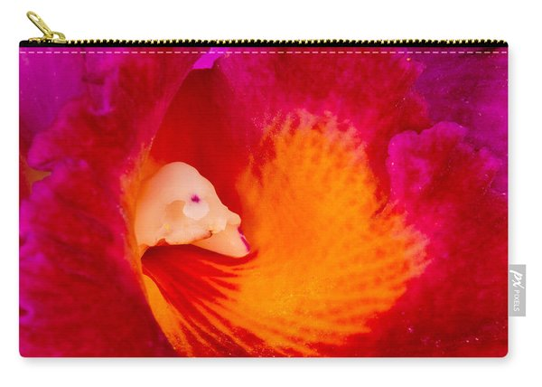 Orchid Vortex 458 Carry-all Pouch