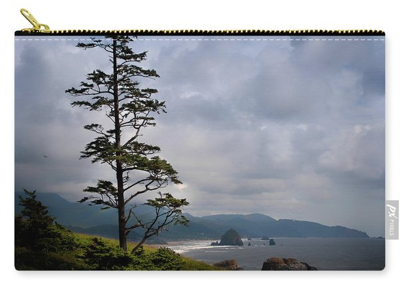 Oregon Ocean Vista Carry-all Pouch