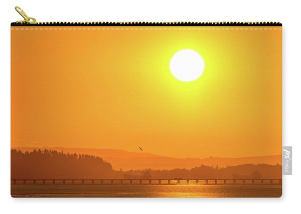 Oregon Sunrise Carry-all Pouch