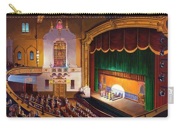 Organ Club - Jefferson Carry-all Pouch