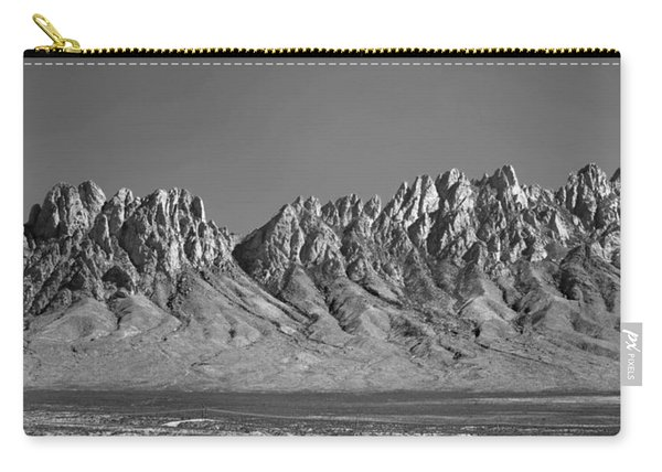 214878-organ Mountains Panorama     Carry-all Pouch