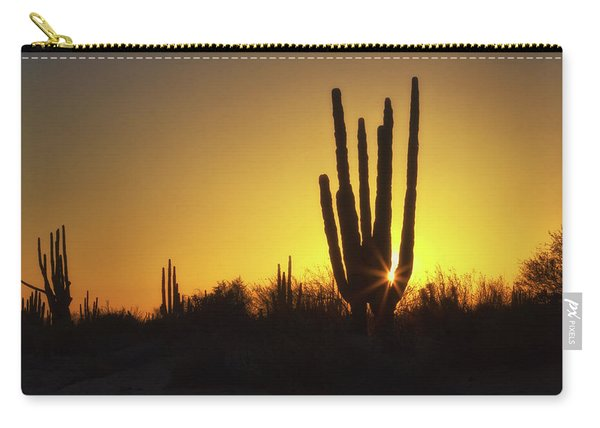 Organ Pipe Cactus Carry-all Pouch
