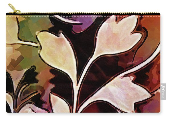 Organic Autumn Carry-all Pouch