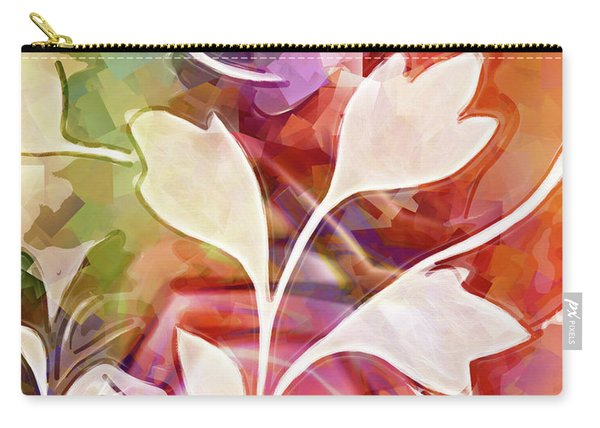 Organic Colors Carry-all Pouch