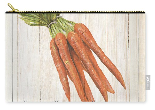 Organic Seed Packet 2 Carry-all Pouch