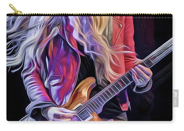 Orianthi Carry-all Pouch