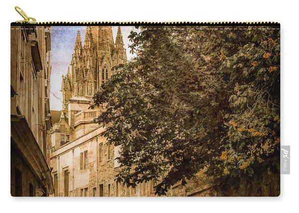 Oxford, England - Oriel Street Carry-all Pouch
