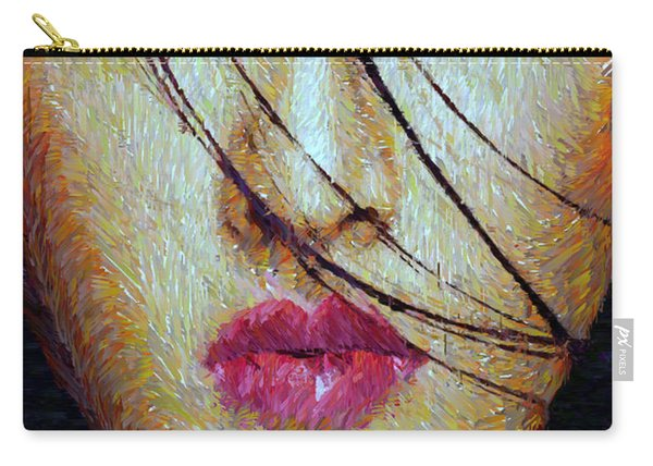 Oriental Expression 0701 Carry-all Pouch