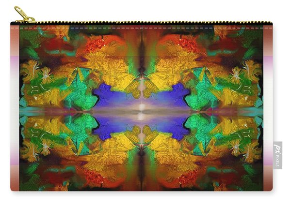 Oriental Gardens  Carry-all Pouch