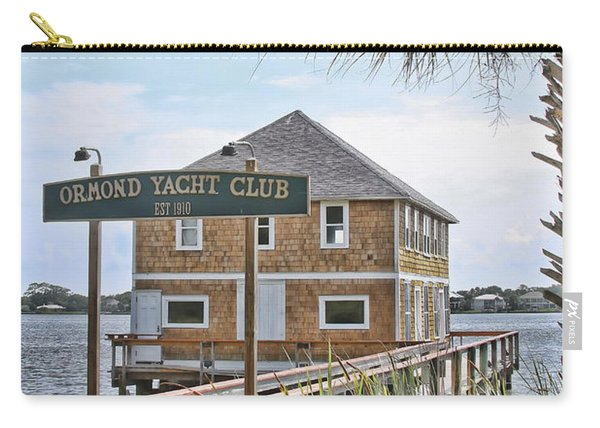 Ormond Yacht Club Carry-all Pouch