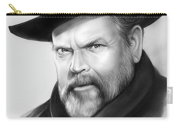 Orson Welles Carry-all Pouch