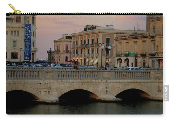 Ortygia Bridge Carry-all Pouch
