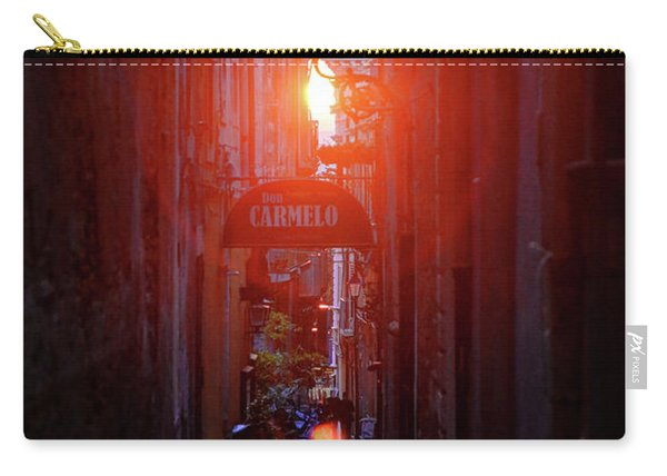 Ortygia Sunset Carry-all Pouch