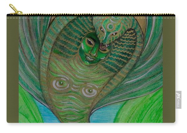 Wadjet Osain Carry-all Pouch