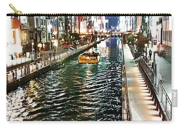 Osaka Waterway  Carry-all Pouch
