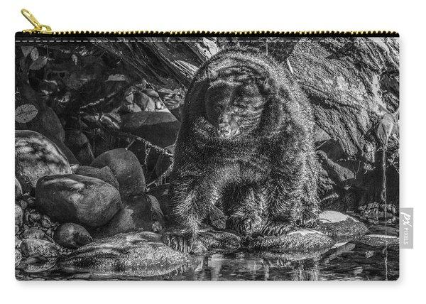 Oservant Black Bear  Carry-all Pouch