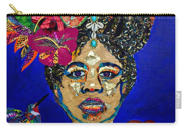 Oshun Blooming Carry-all Pouch