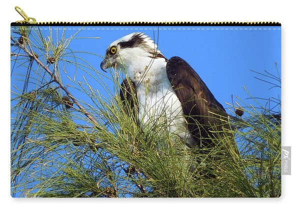 Osprey In Tree Carry-all Pouch