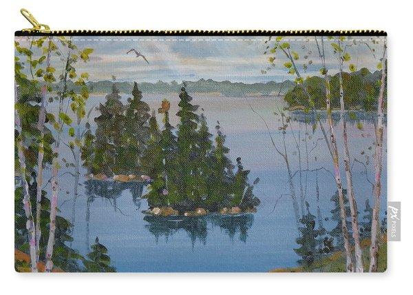 Osprey Island Study Carry-all Pouch