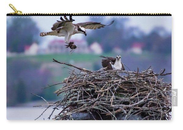 Osprey Nest Building Carry-all Pouch