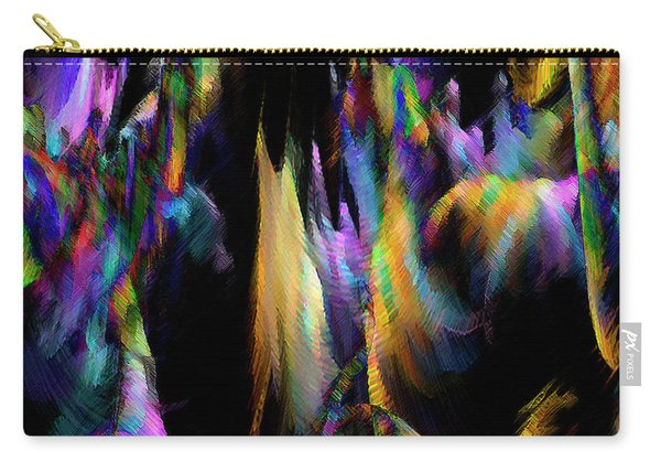 Our Colorful Planet Carry-all Pouch