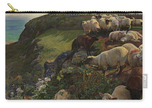 Our English Coasts Carry-all Pouch