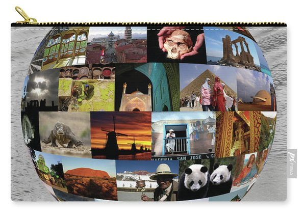 Our Heritage Our Place Carry-all Pouch