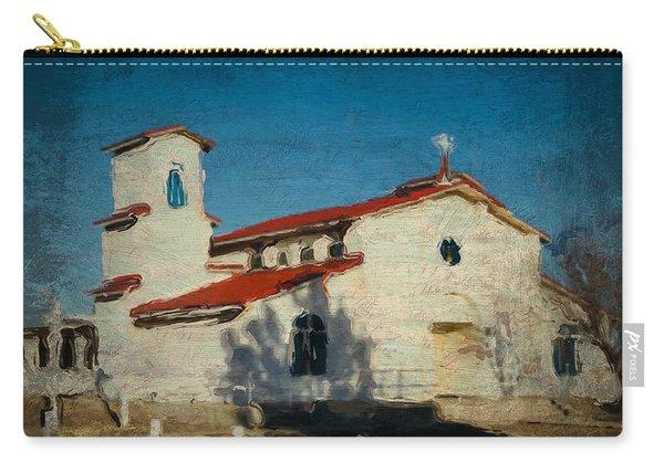 Our Lady Of La Salette Mission Paint Carry-all Pouch