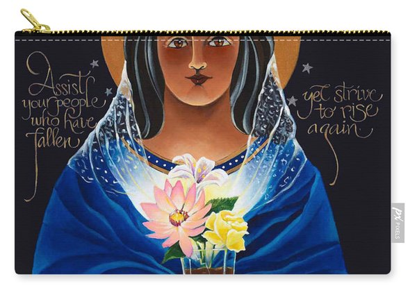 Our Lady Of Light - Help Of The Addicted - Mmlol Carry-all Pouch