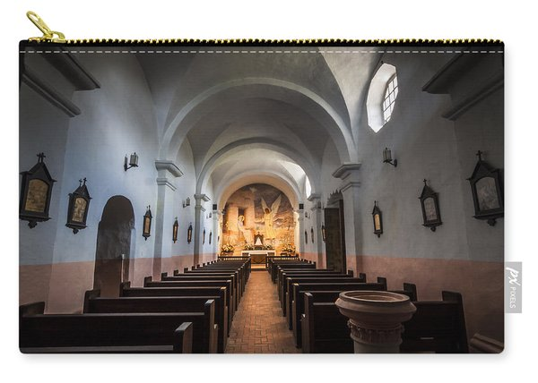 Our Lady Of Loreto Carry-all Pouch